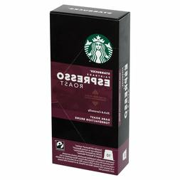 125 Starbucks Capsules for Nespresso Original Line Machines*