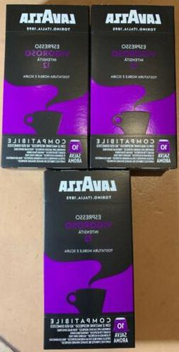 30-Lavazza Expresso Capsules For Nespresso Machines Only Vig