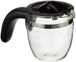 Capresso 3031.00 4-Cup Glass Carafe with Lid for 303 Espress