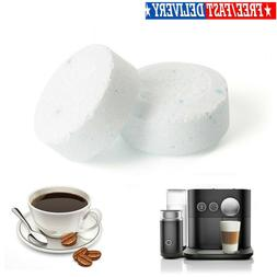 30PCS Espresso Coffee Machine Cleaning Tablet Descaling Clea