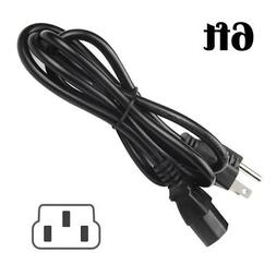 6ft AC Power Cord for Saeco Starbucks Sirena SIN 025RX Espre