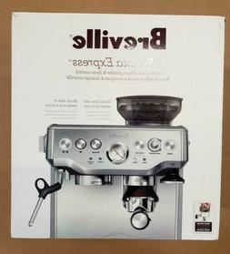 Breville Barista Express Espresso Machine  - Stainless Steel