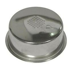 Breville. BES820XL205 Two Cup Dual Wall Filter, 50mm