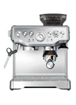 Breville BES870XL Barista Stainless Steel Espresso Coffee Ma