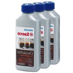 Saeco Decalcifier for Espresso Coffee Machines, 250 ml, Pack