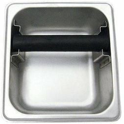 KB-164 Stainless Steel Knock Box, 4&quot Deep Industrial &am