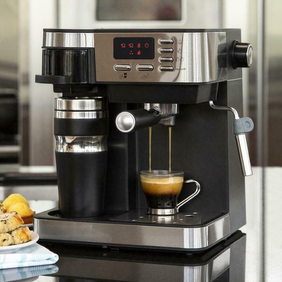 3 Coffee Machine Cappuccino Programmable