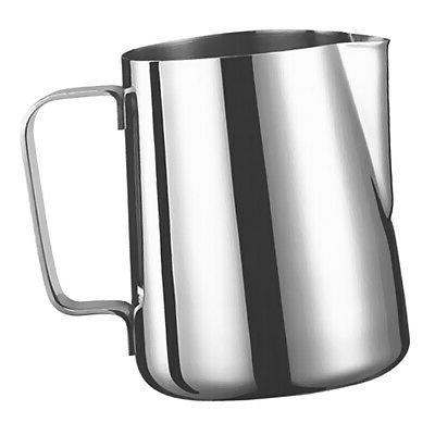 600ml Coffee Milk Steaming Pitcher Jug Stainless