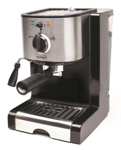 Capresso and Black and Stainless