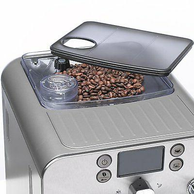 Automatic Brera Coffee Efficient Front Accessible