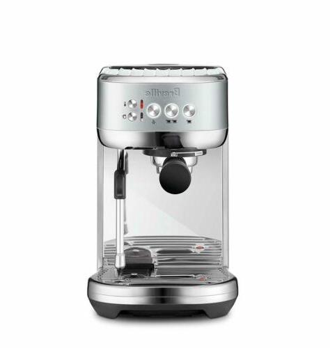 Breville BES500BSS Bambino Plus Espresso Machine, Brushed St