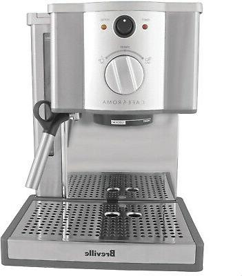 Breville ESP8XL Cafe Stainless