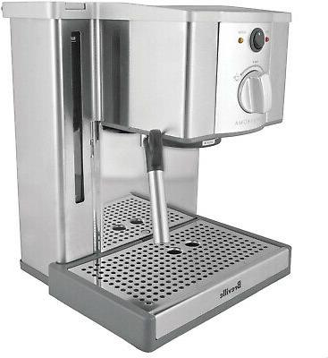 Breville ESP8XL Cafe Roma Stainless Espresso