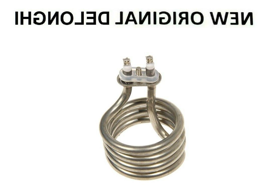 heating element with gasket for delonghi espresso