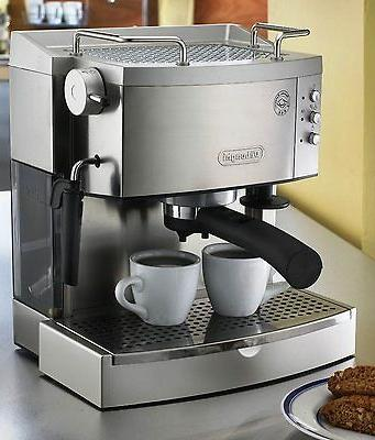 New! Bar Espresso Machine Frothing Cappuccino Latte