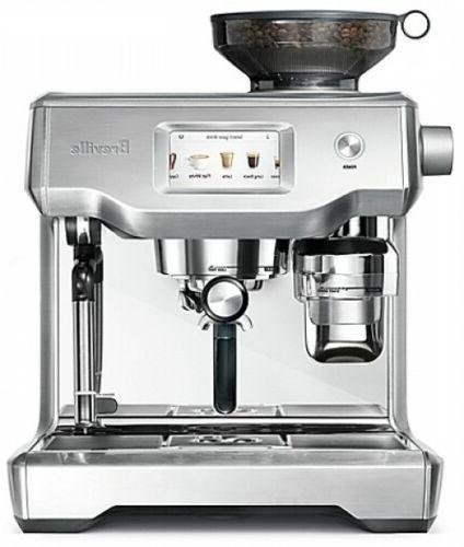 the oracle touch complete espresso maker