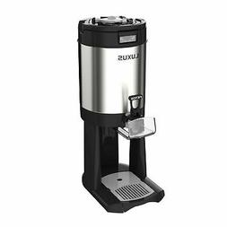 Fetco LUXUS L4D Thermal Coffee Dispenser Server w/ Stand 1.0