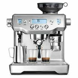 Breville the Oracle BES980XL Automatic One Touch Espresso Ma