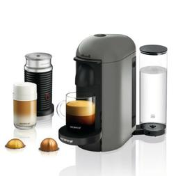 Nespresso Vertuo Plus Coffee and Espresso Machine by Brevill