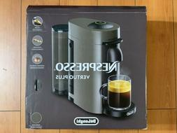 Nespresso VertuoPlus Coffee Maker and Espresso Machine by De