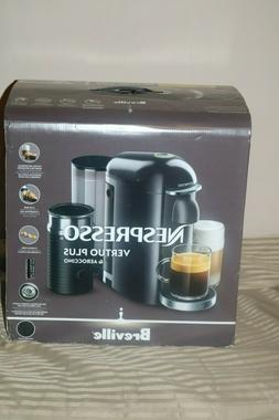 Nespresso VertuoPlus Deluxe Coffee & Espresso Machine Bundle