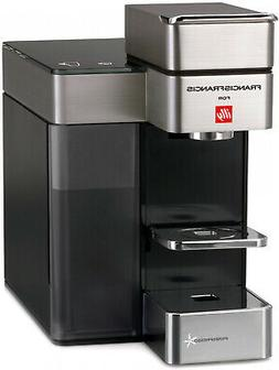 Illy Y5 Espresso And Coffee Machine In Satin